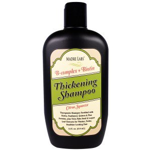 Madre Labs, Thickening B-Complex + Biotin Shampoo