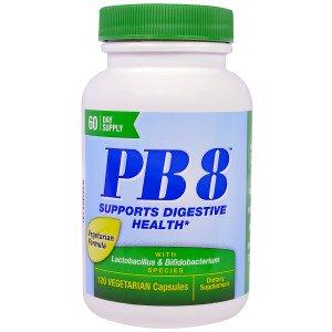 Nutrition Now, PB8, 乳酸菌とビフィドバクテリウム