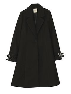 福袋のコート(ブラック)