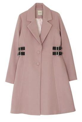 2019年のコート(ピンク)